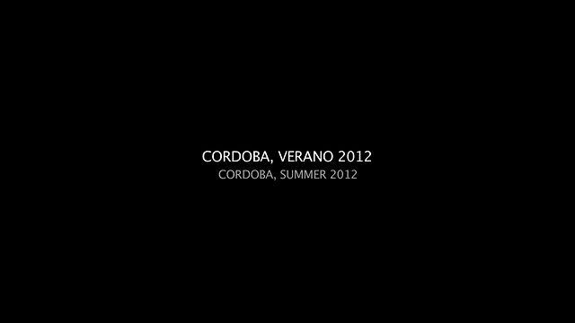 """FIMCPC -  """"Festival Internacional de Música de Cine. Provincia de Córdoba"""" 2012"""