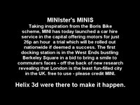 Helix 3d Where ever you take us, were on it!