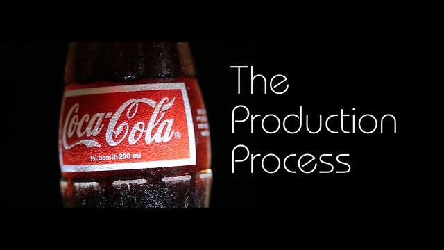 coca cola production process pdf
