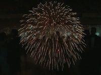 Ball In Monaco - Fireworks