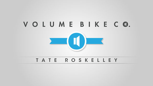 Volume Bikes: Tate Roskelley 2012 Video.