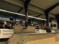 Clips from Nick Lomax taking 2nd place at the 2012 X-mas jam in Hamburg    Filmed by Daniel Prell and Harry Can    Edited by Santa Clause  http://www.facebook.com/universalskatedesign  www.usd-skate.com