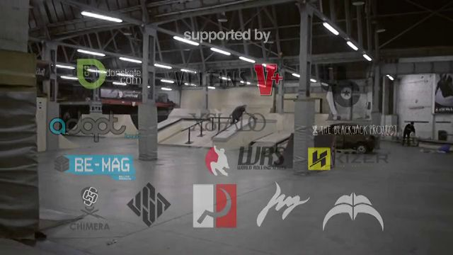 OFFICIAL SHRED COLOGNE 2012 EDIT