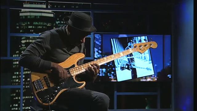 Marcus Miller Performance Directed by Jonathan X
