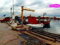 The town of Stylida/Agia Marina.Greece
