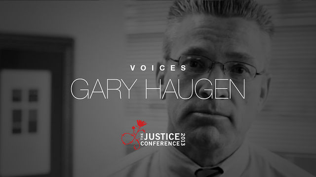 Gary Haugen | The Justice Conference