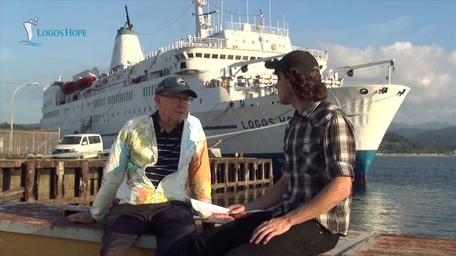 Interview with George Verwer in Subic Bay, Philippines 2012