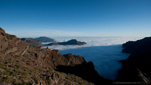 "Teaser: ""The Island"" - La Palma Time Lapse Video"