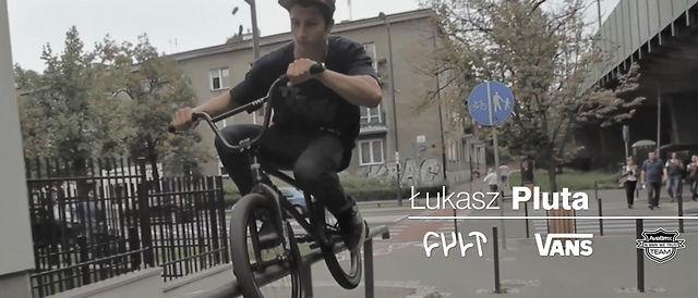 """AveBmx POLAND: Łukasz """"Piro"""" Pluta 2012 edit"""