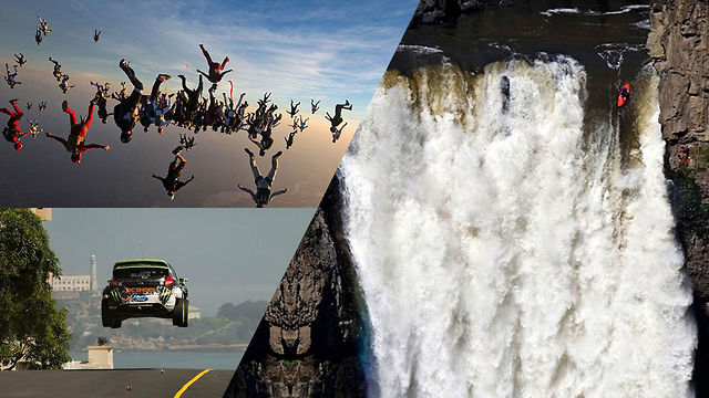 2012 : A Good Year for Extreme Sports (People Are Awesome)