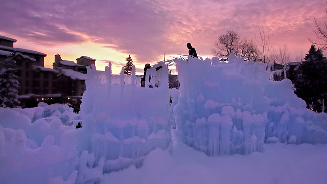 ShutterFly: Art of Flight Series: Building Ice Castles