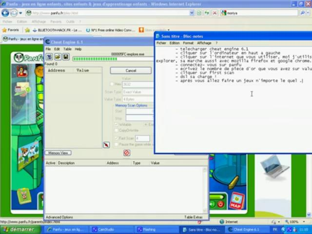Download Cheat Engine 5.6 1 Freeware Software