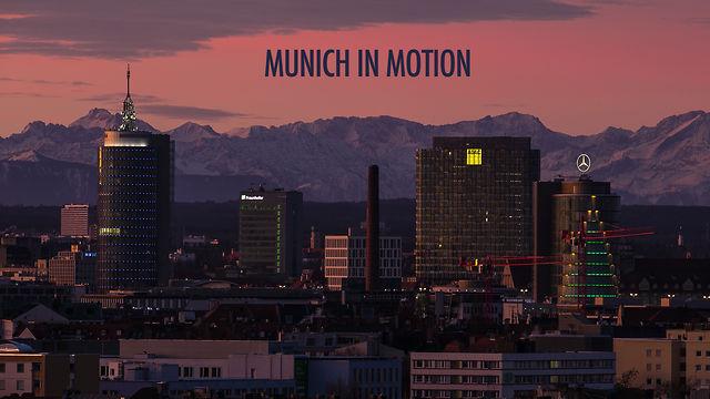 Munich - Magazine cover