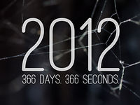 2012. 366 days. 366 seconds.
