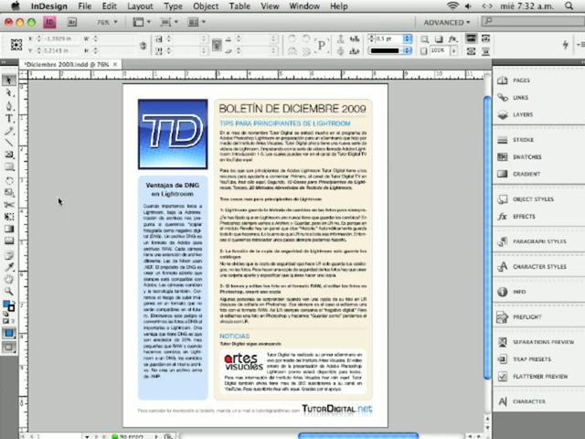 Adobe Acrobat - Insertar vínculos en un archivo PDF