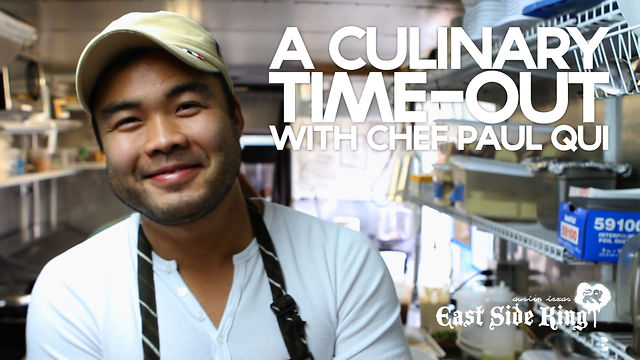A Culinary Time-Out with Chef Paul Qui