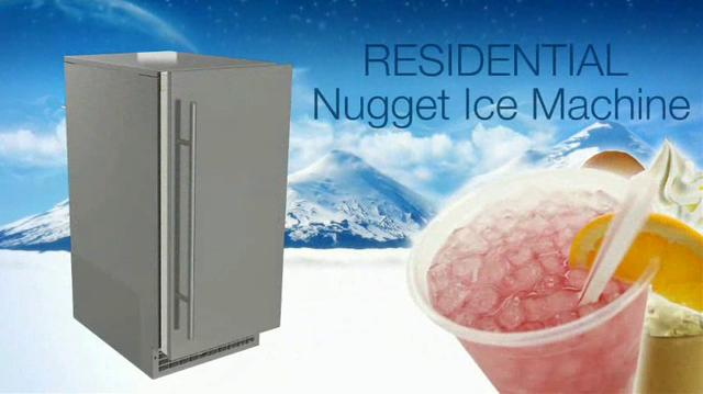 Residential Undercounter Ice Maker