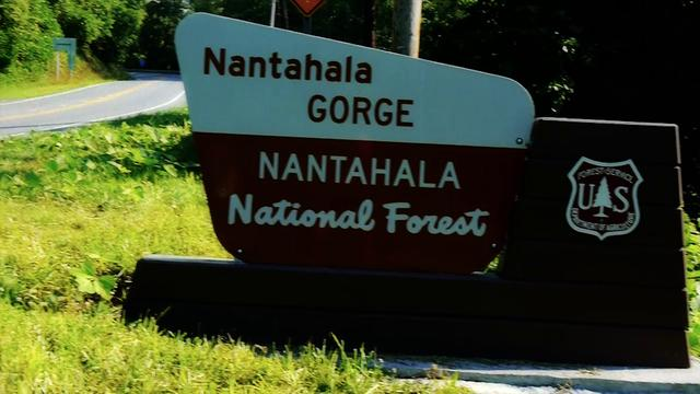 Nantahala Byway: Andrews Rest Stop