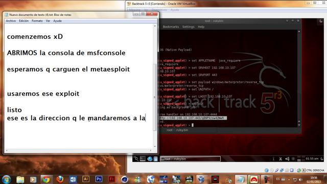 descargar backtrack 5 para windows 7