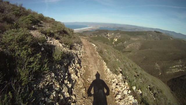 Mountain Biking in Cali in December