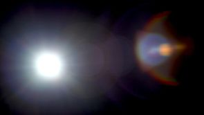 All the lens flares you could possibly want