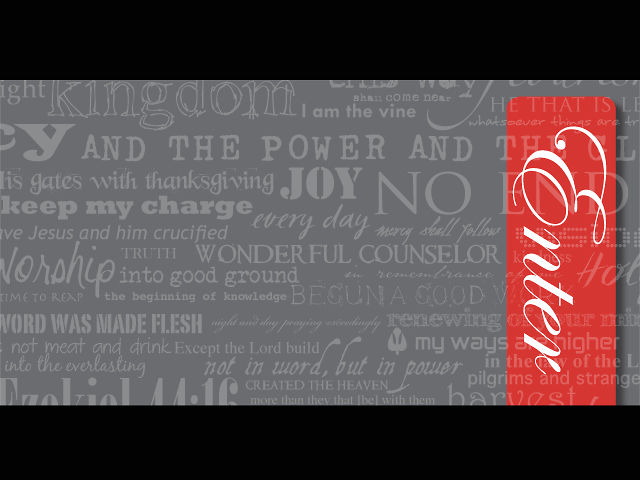 Fear Not  -  Anthony Mangun 12/30/12
