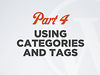 WordPress Tags &amp; Categories