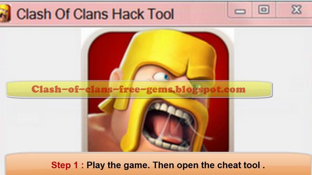 Clash of Clans Cheat for unlimited Gems and Coins iOs - Functioning