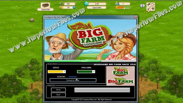 Goodgame Big Farm Hack Proof Cheats See How