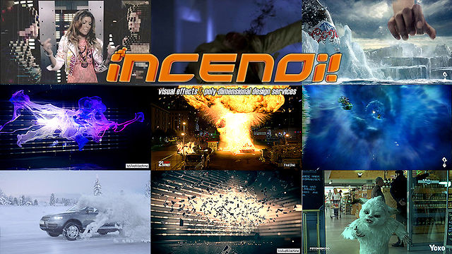 Incendii TV-Commercial-RnD Reel 2013-1
