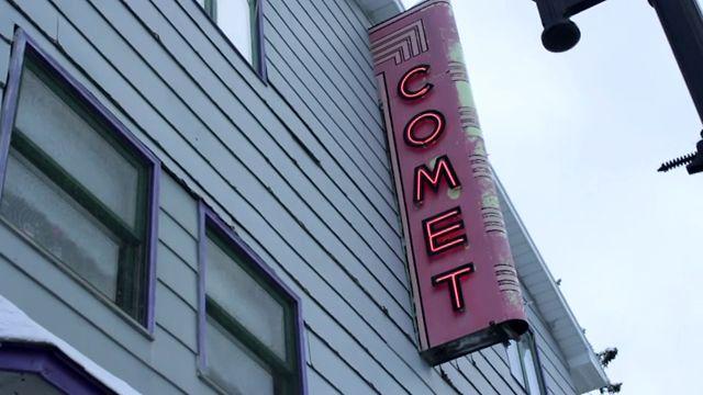 Comet Kickstarter Campaign