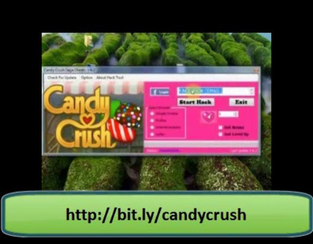 Genuine Candy Crush Saga Cheat Engine 2013