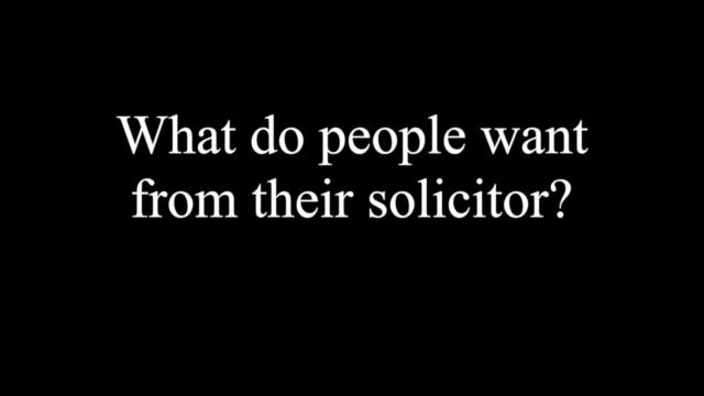 How we work - 4 solicitors