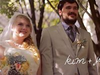 Kim + Jeff | Wedding Highlights