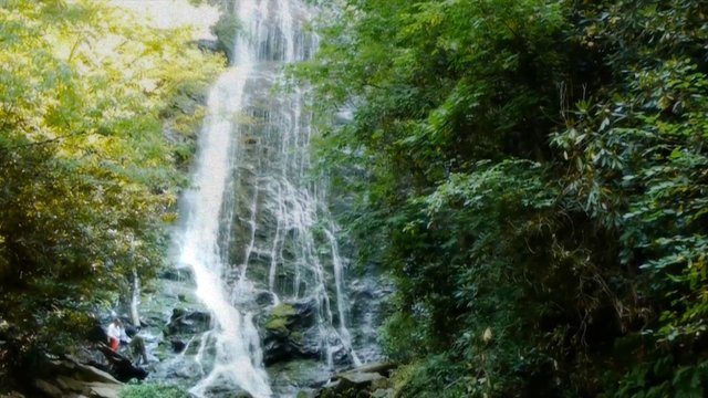 Nantahala Byway: Mingo Falls