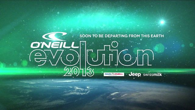 Sigue en directo el O'Neill Evolution 2013