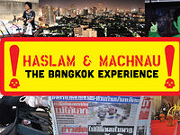 Bangkok with Paul Machnau & Chris Haslam