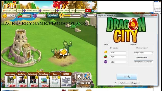 Download Dragon City Generador De Gemas Mediafire