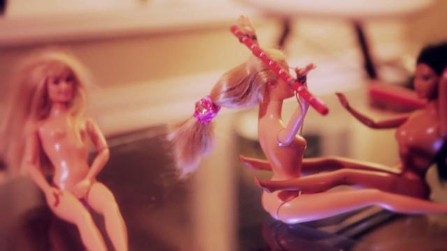 barbie porno