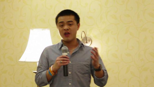 Greg Hsu: Asian North Americans - Divided by God?