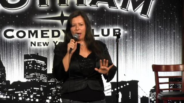Vicky Kuperman Stand-up January 2013 NYC