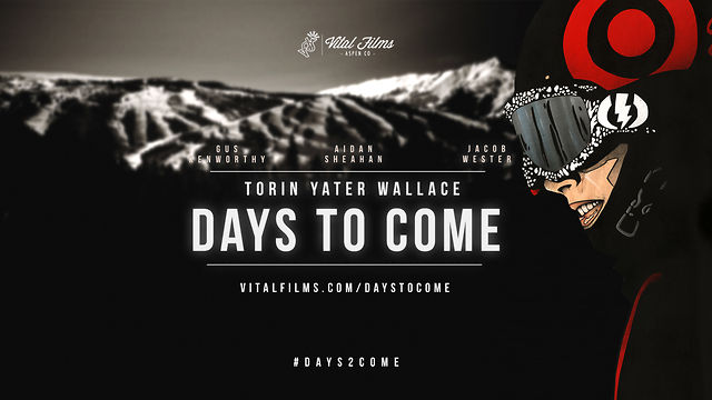 """Torin Yater Wallace - """"Days To Come"""""""