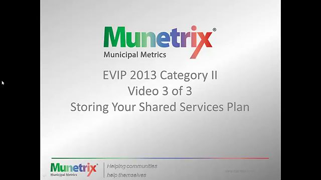 Storing Your EVIP Category II Service Plan