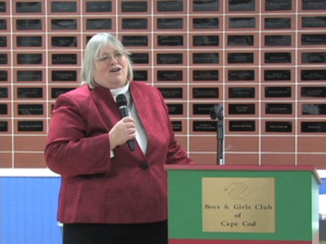 Boys and Girls Club of Cape Cod Press Conference on Vimeo