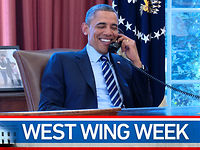 West Wing Week: 01/11/13 or The Interests of Our Country