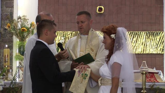 Video Ślub Bydgoszcz - Ceremonia