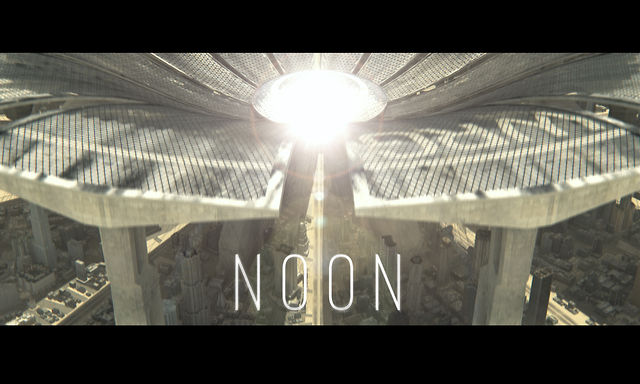 &quot;NOON&quot; Short Film