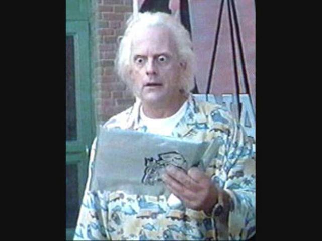 Christopher Lloyd Hair...