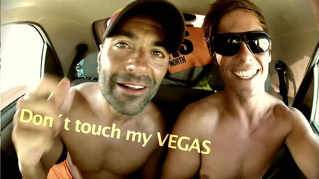 Kitesurfing News - Don't Touch My Vegas