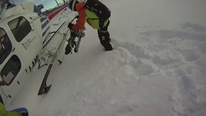 Heli-ski Courmayeur